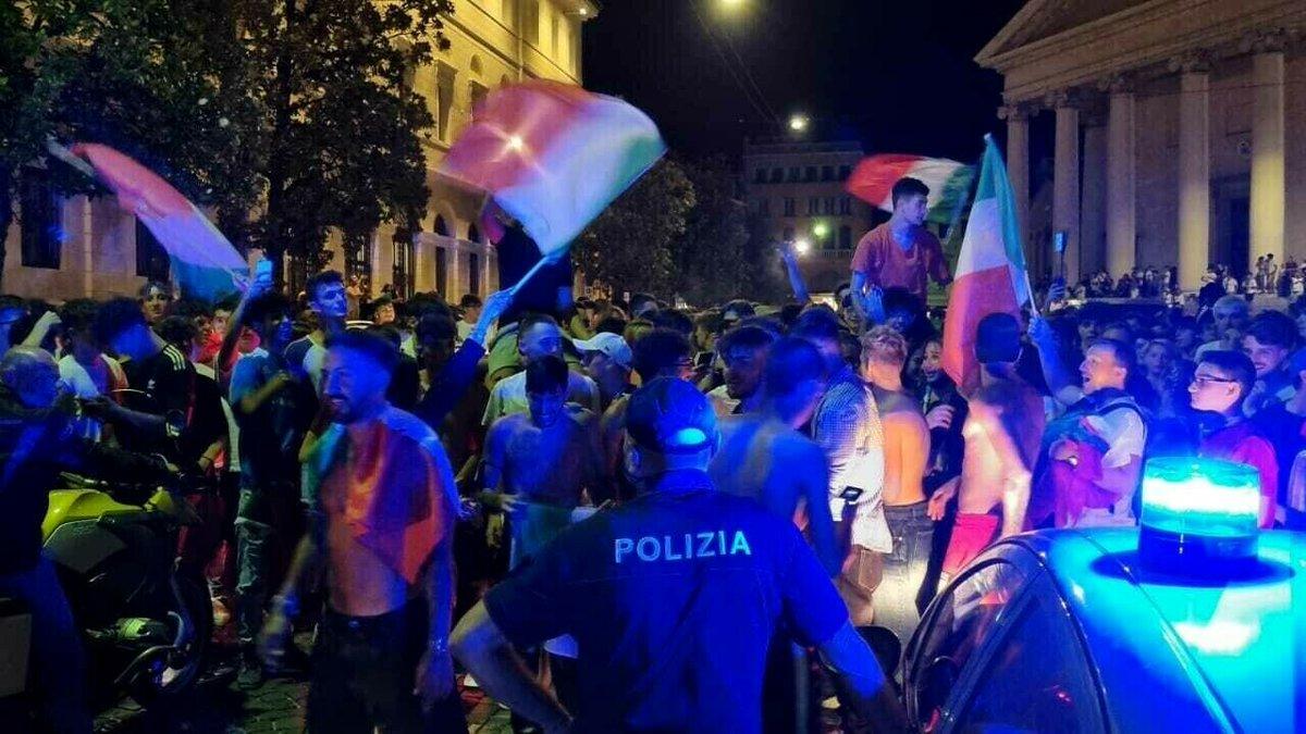 A Treviso vietati i caroselli di auto se l'Italia ...
