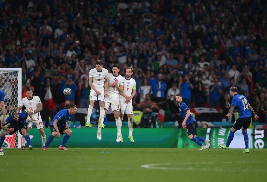 إيطاليا تهزم إنجلترا بالركلات الترجيحية وتتوج بكاس امم اوروبا للمرة الثانية في التاريخ