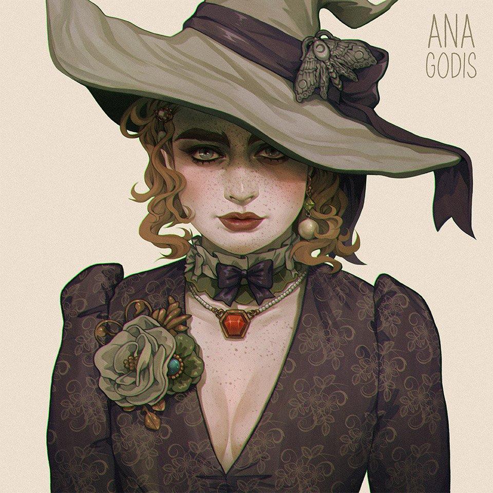 Ana Godis on Twitter
