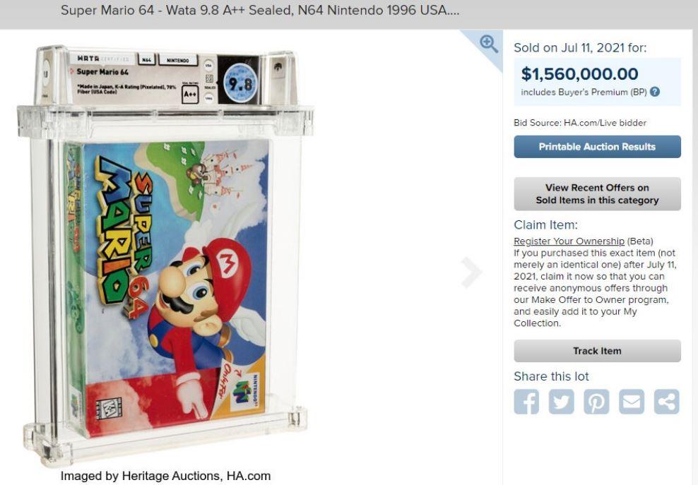 @PatTheNESpunk's photo on Super Mario 64
