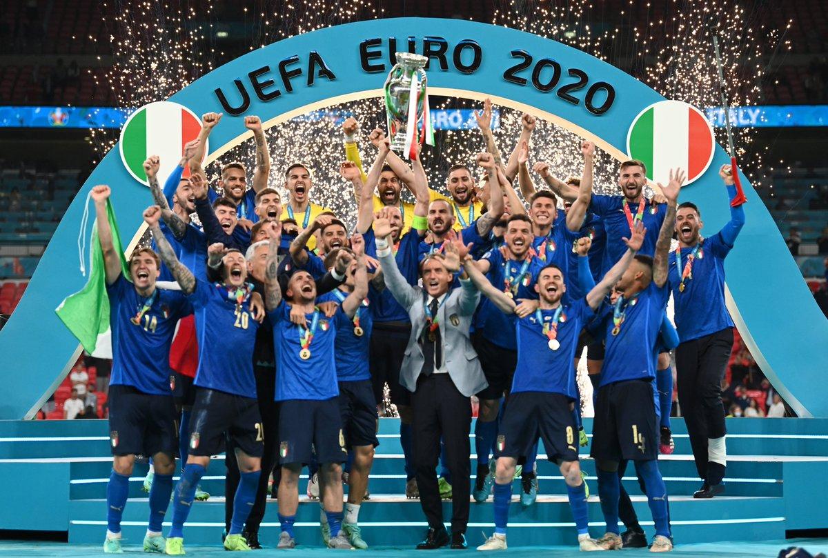 Italia 1-1 Anh (pen. 3-2): Lịch sử chọn Azzurri!