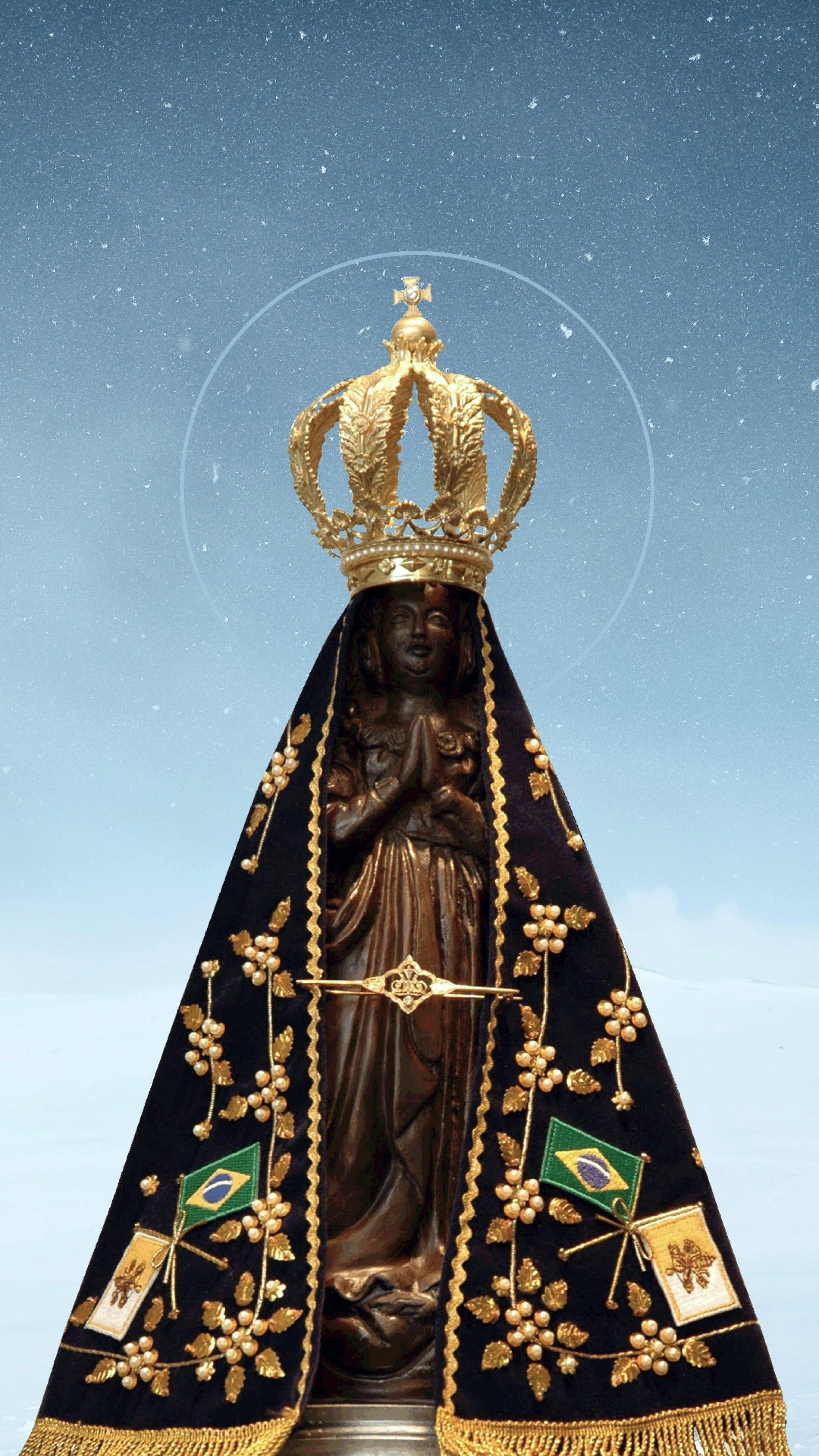 Wallpaper de Nossa Senhora Aparecida