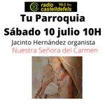 "Image for the Tweet beginning: ""Tu Parròquia"", el programa de"