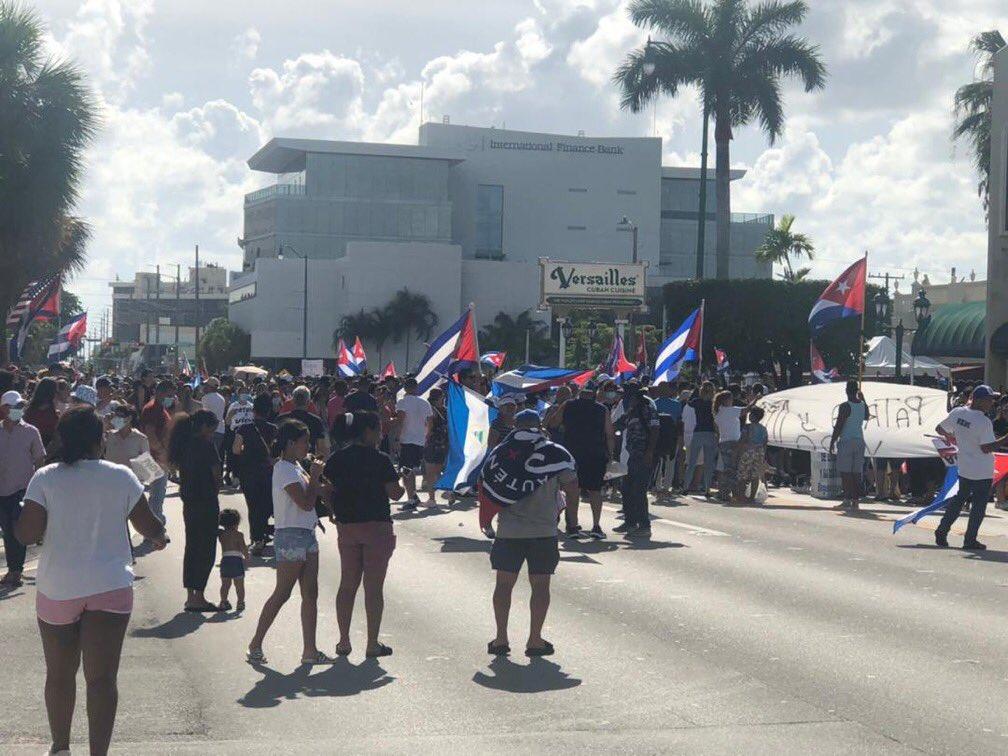 protestas-régimen-cubano-yoani-sánchez