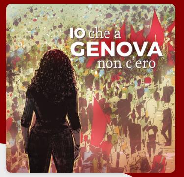 """""""Lo che a Genova non c'ero"""", un belo belisimo diario personal sobre el G8 en Génova escrito 20 años después por @mapaone. Escuchen, hagamos memoria y justicia... con la violencia de Estado y nuestra esperanza. #Genova2001 #GenovaG8 20anni dopo @2001Dopo https://t.co/xer5bAUwOk https://t.co/ubdeGuyaGQ"""