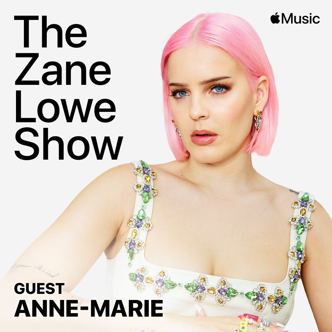 .@AnneMarie covering today's New Music Daily with Beautiful. tap in and listen @AppleMusic https://t.co/3acQWls9UN