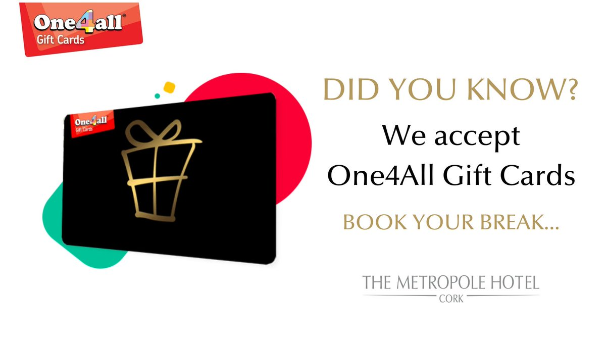 The perfect way to spend your one4all gift card, treat yourself #treat #dining #hospitality #stay https://t.co/zFuZ7T6x4g