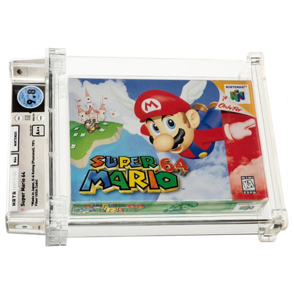 @Micromania_Fr's photo on Super Mario 64