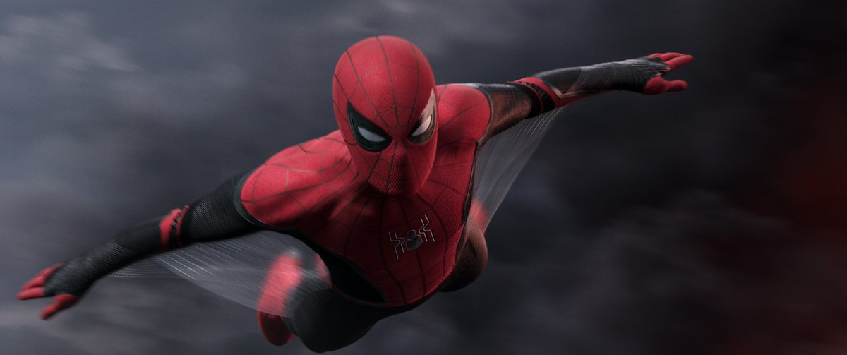 Looking through anonymised data about where our lovely audiences come from today and one person has decided that they had come from the town of 'Spiderman' in the country '2019'. 🤣  🕷️ #SpiderMan https://t.co/OAZprZEOix