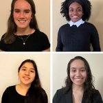 Image for the Tweet beginning: Our four CLT #BofAStudentLeaders are