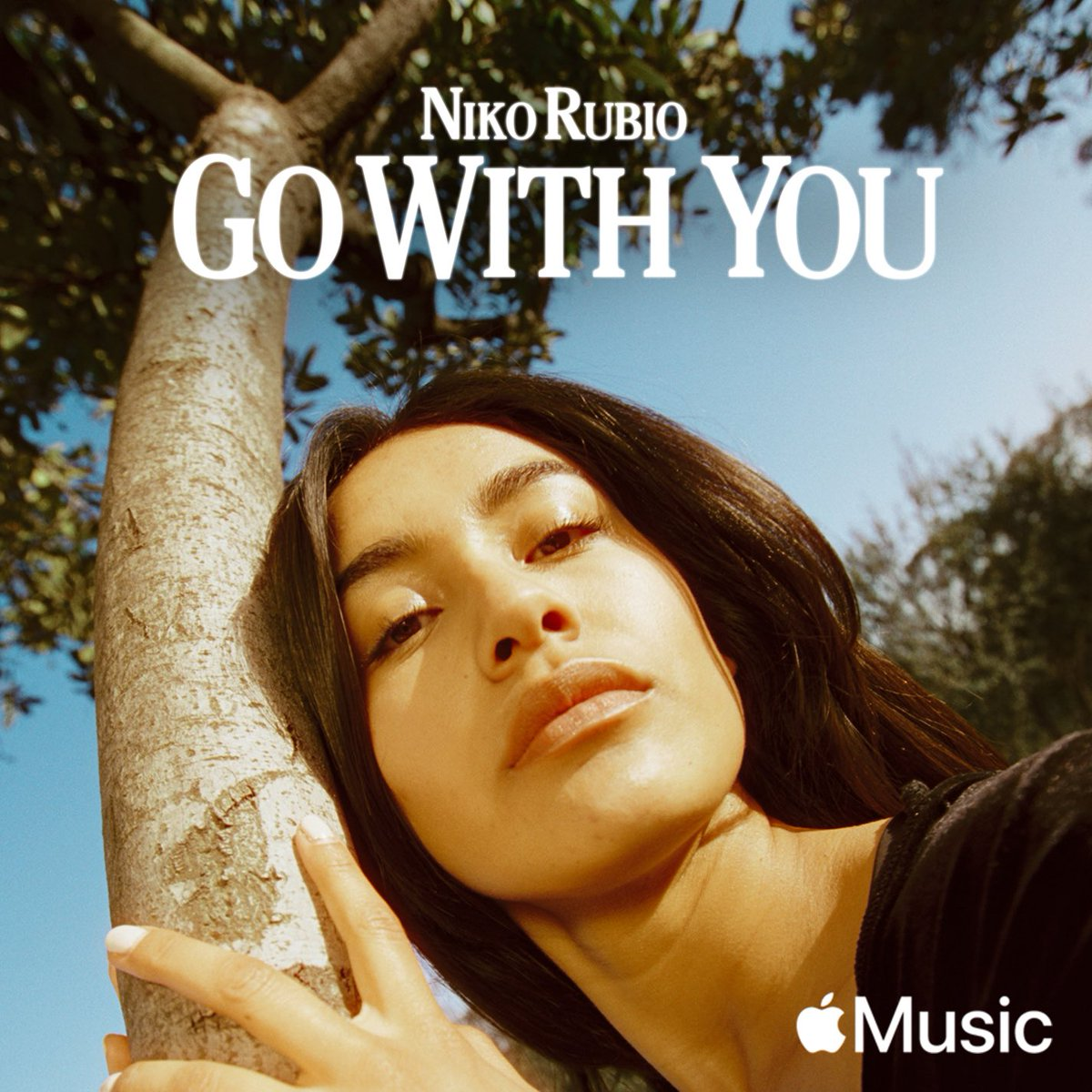 """Hear my new single """"Go With You"""" on @AppleMusic 1 with @ZaneLowe tomorrow at 9:30am PST. 🐙🤍 https://t.co/sy5WBdV3M6"""