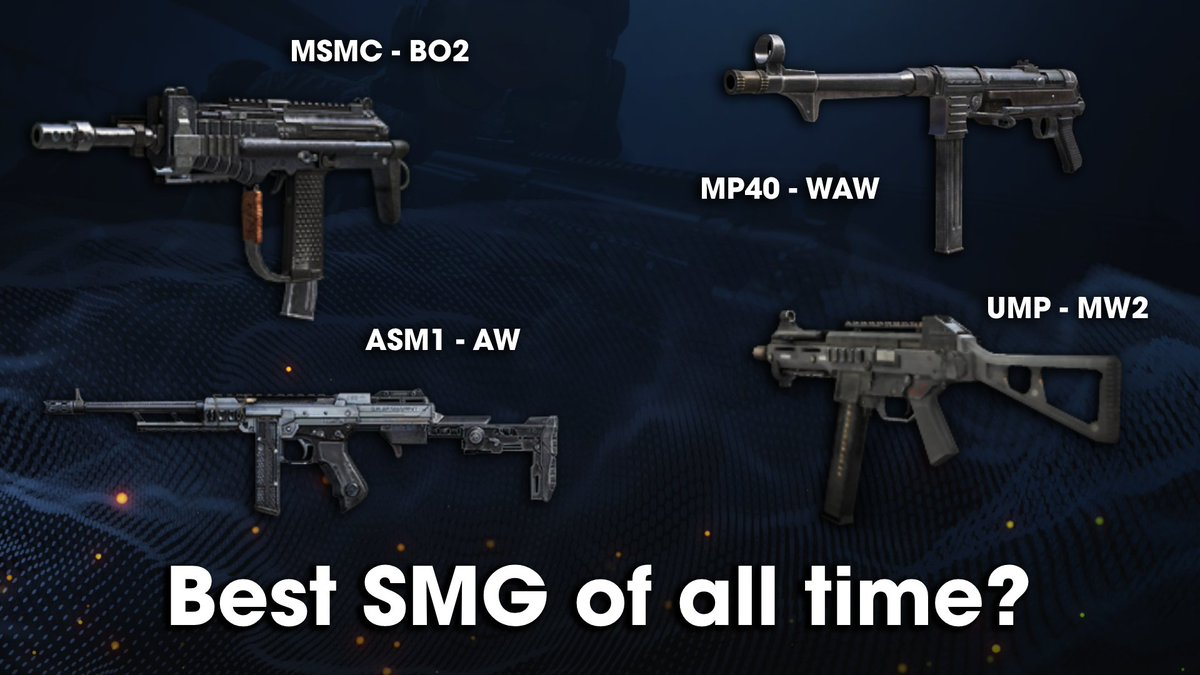Quote with which SMG was the best of all time...