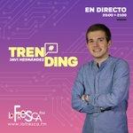 Image for the Tweet beginning: ¡¡@JaviHernandezFM ya en directo con