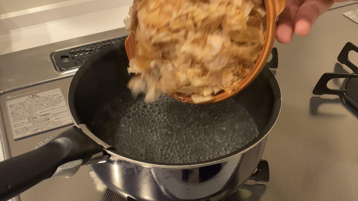 鰹節で出汁をとる理由に絶賛の声!出汁ガラを炒めて作る大人のふりかけが最高に美味しい!