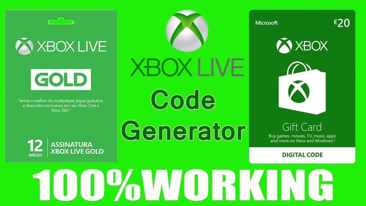 Free xbox codes How To