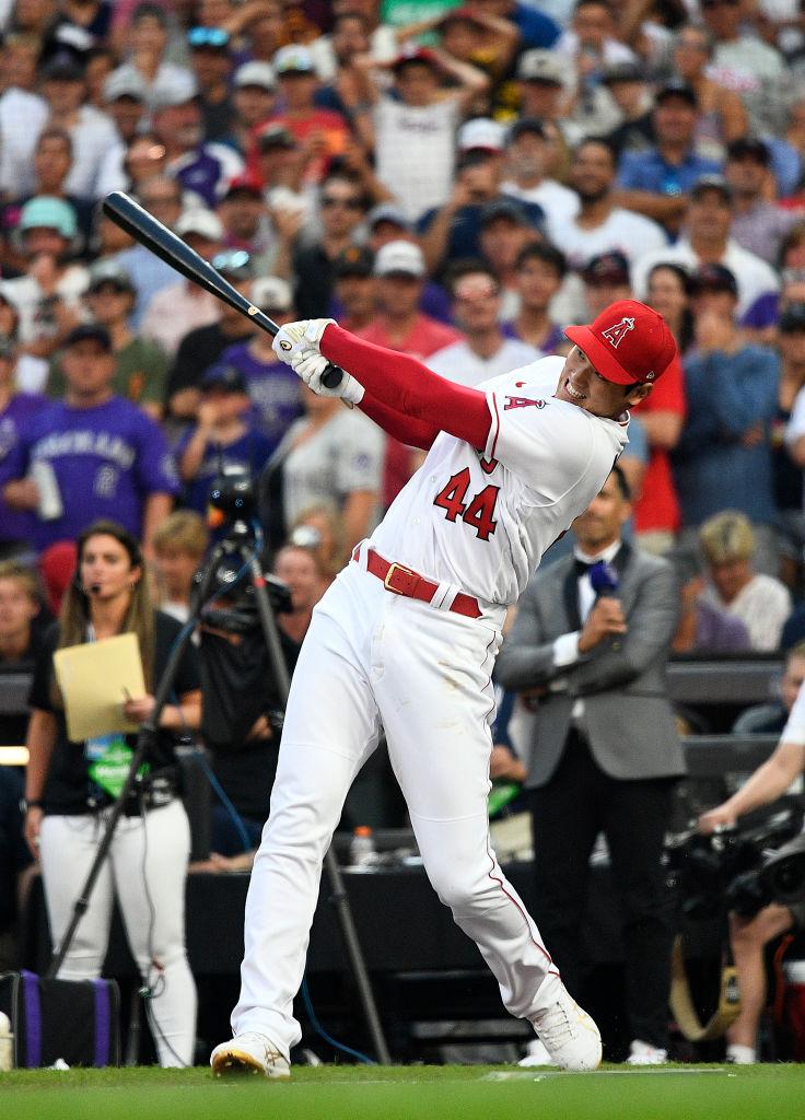 @ESPNStatsInfo's photo on Home Run Derby