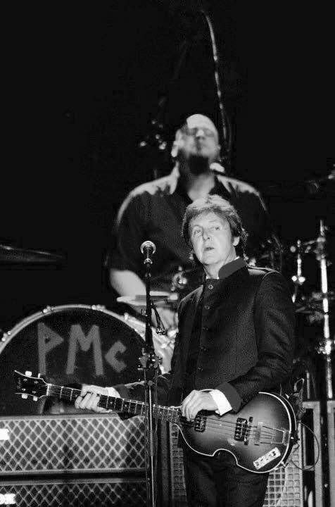 @Jazzrockman's photo on Paul McCartney