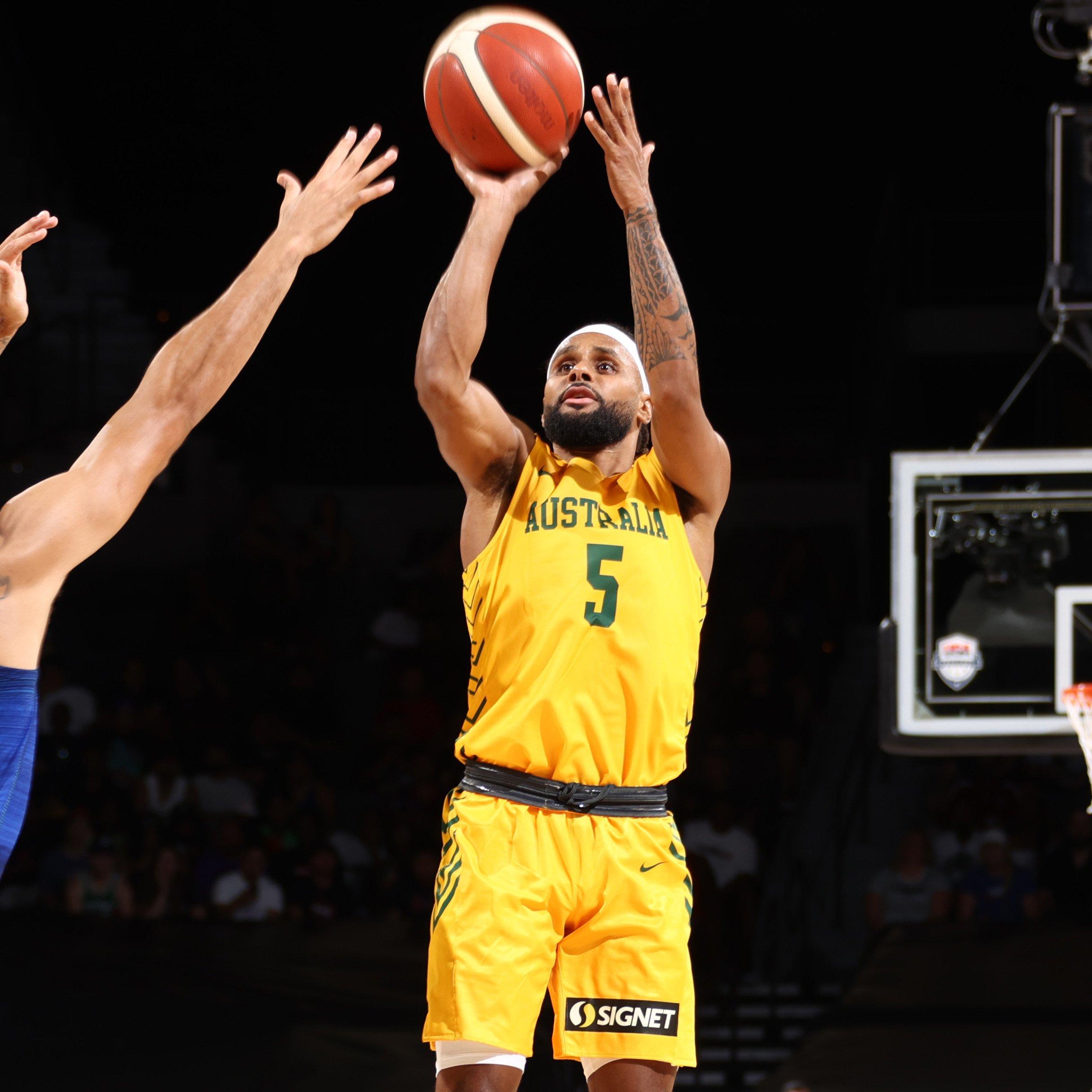 Mills led team Australia