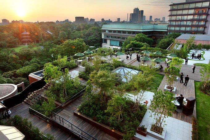 ホテル椿山荘東京のツイート画像