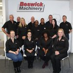 Image for the Tweet beginning: Welcome to Beswick Machinery -