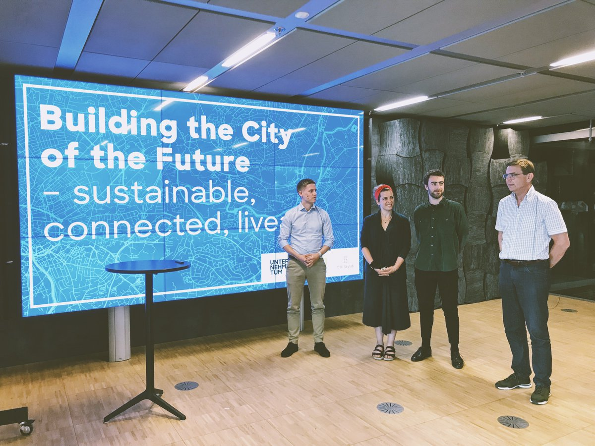 """Read the impressions from International Entrepreneur's Night where BLOXHUB members pitched their latest innovative sustainable solutions in urban planning and get key take-aways from the panel discussion on """"Enabling space for innovation & co-creation"""": https://t.co/KSBbbzMzbW"""