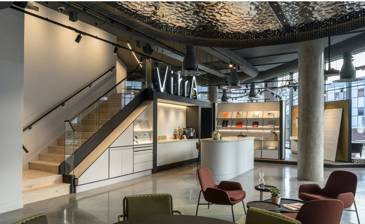 We hope to see you at our next NLA Nights, an evening of drinks and 'in person' networking at design company @VitrABathrooms' beautiful new flagship showroom in the Turnmill Building 21 July, 6pm-NLA Members, please register your interest here: nla.london/events/nla-nig… #NLANights