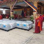 Image for the Tweet beginning: Denmark 🇩🇰 supports Bhutan 🇧🇹