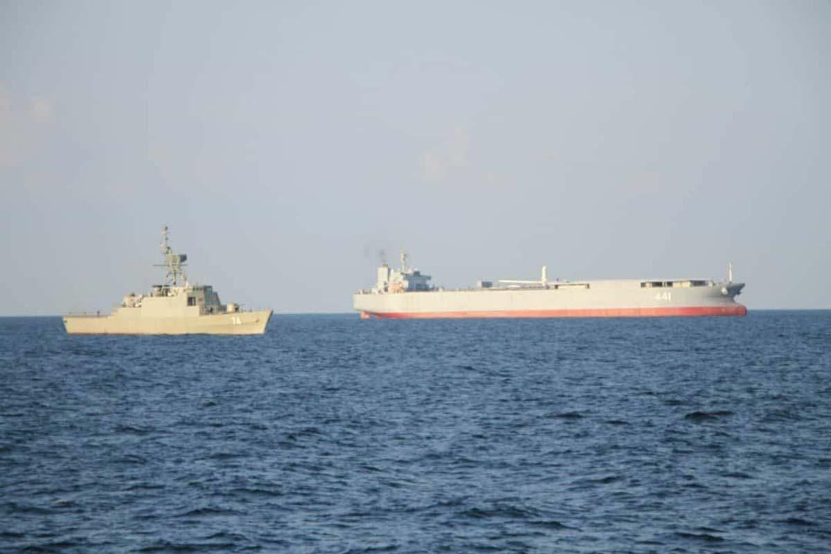 Royal Navy pod uzbunom: Iranska flota prolazi Engleskim kanalom. E6La-xmWUBsOO7H?format=jpg&name=medium