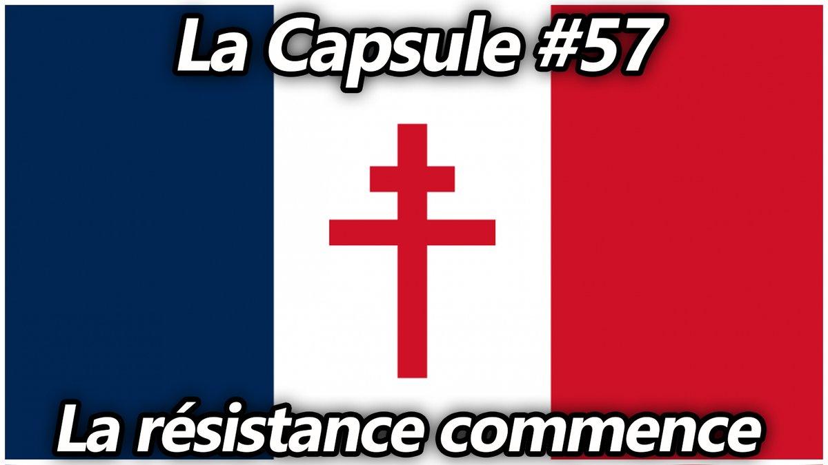 """🇫🇷 La Croix du Sud 🇫🇷 on Twitter: """"Macron déclare la guerre aux  Français. Ne nous laissons pas abattre, le monde et l'Histoire nous  regardent. La Capsule #57 à voir sur :"""