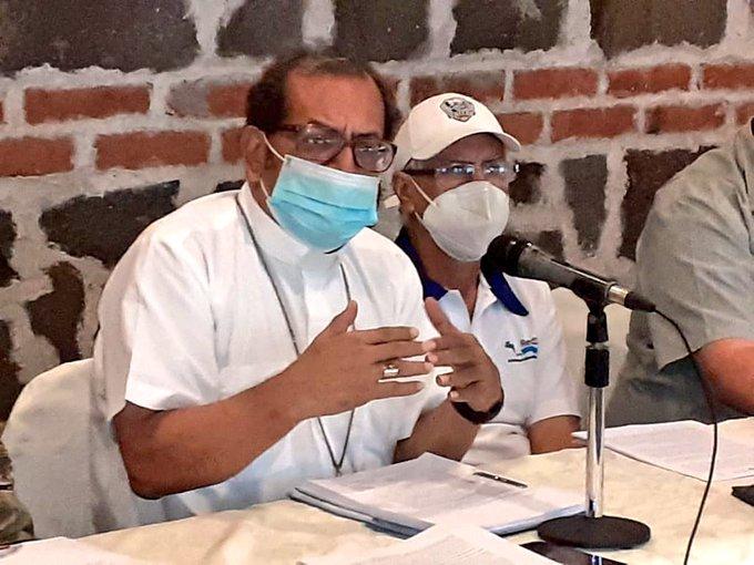 Obispo de Zacatecoluca pide humanizar Ley de Agua del Gobierno