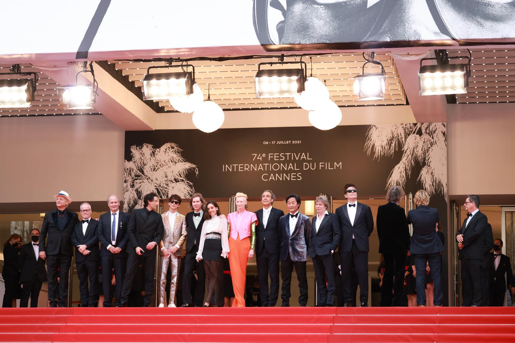 """""""A Crônica Francesa"""" passa pelo festival de Cannes"""