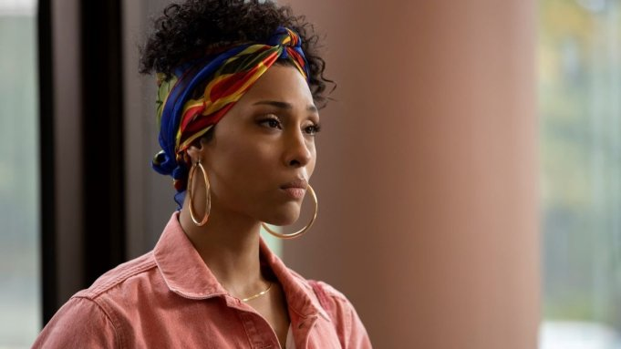 Category is: making history. Mj Rodriguez has become the first transgender performer to pick up an Emmy nomination in a major acting category. https://t.co/TDbEa5vtrX https://t.co/s1bDWmtzse