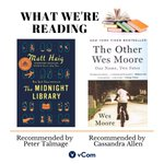 Image for the Tweet beginning: Summer reading: here's what our