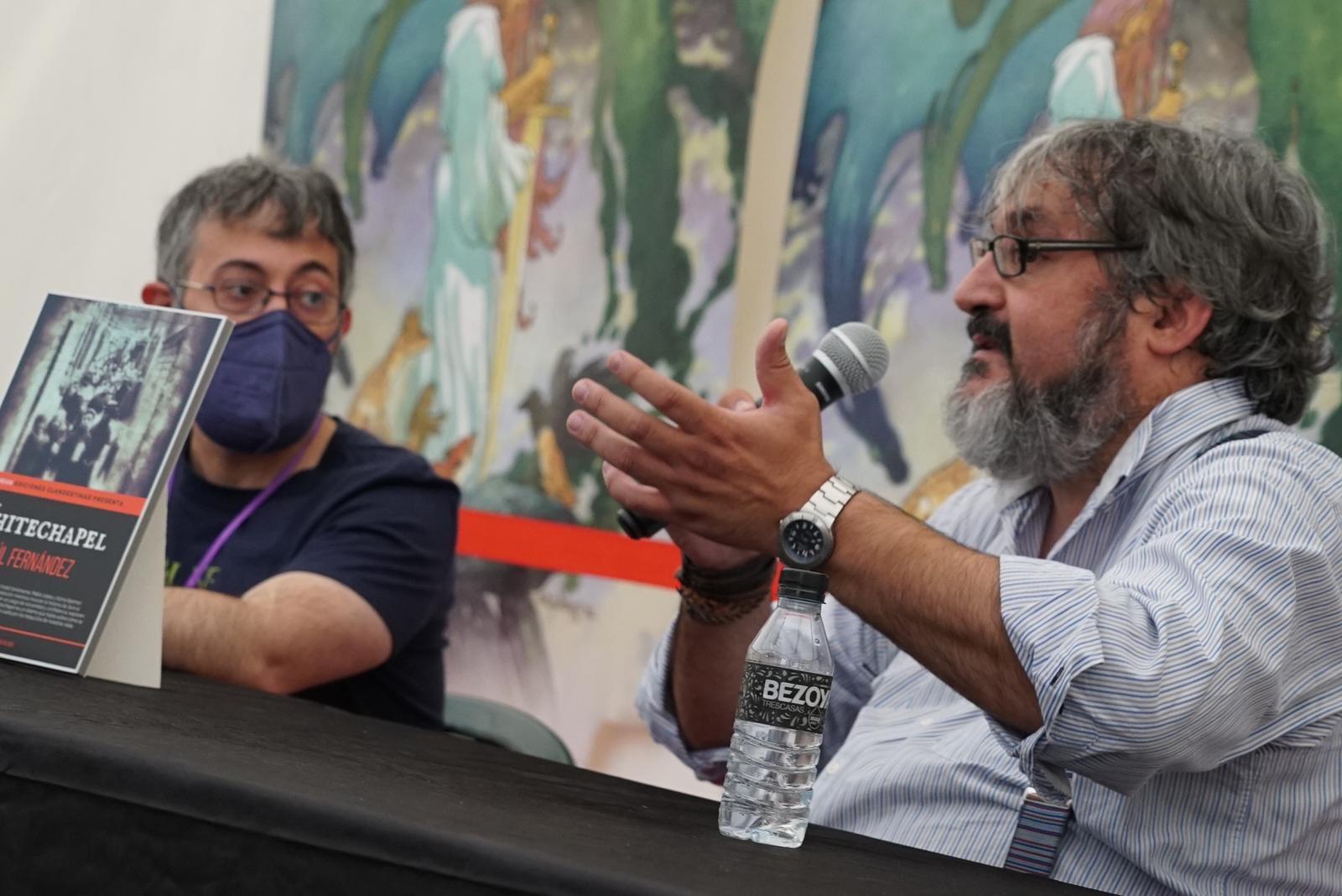 Saúl Fernández en el Celsius 232