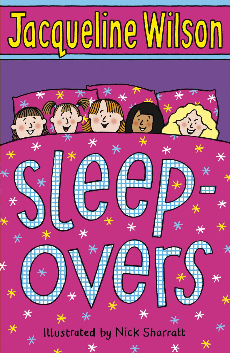 #ChildrensBookOfTheDay Sleepovers by Jacqueline Wilson #DisabilityPrideMonth   Hive Books: https://t.co/ESjGDHkb2b Amazon: https://t.co/NVQLnJ5pv9 https://t.co/NGBN2FBTpT