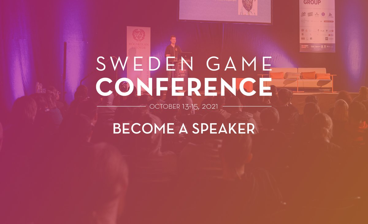 Do you want to be a speaker at SGC2021!? Explore more about this year's theme and become a speaker here:  https://t.co/ENVJATRqnt https://t.co/Wn3ACLAWyC