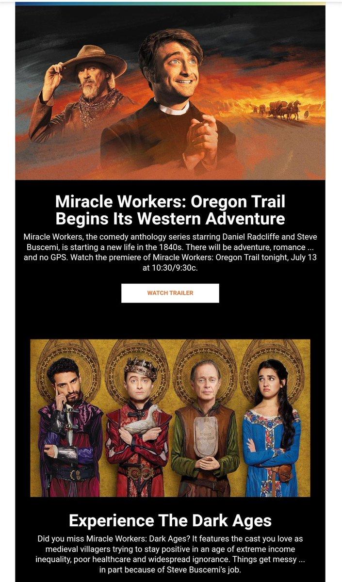 Am Schnellsten Miracle Workers Staffel 20 Trailer Deutsch