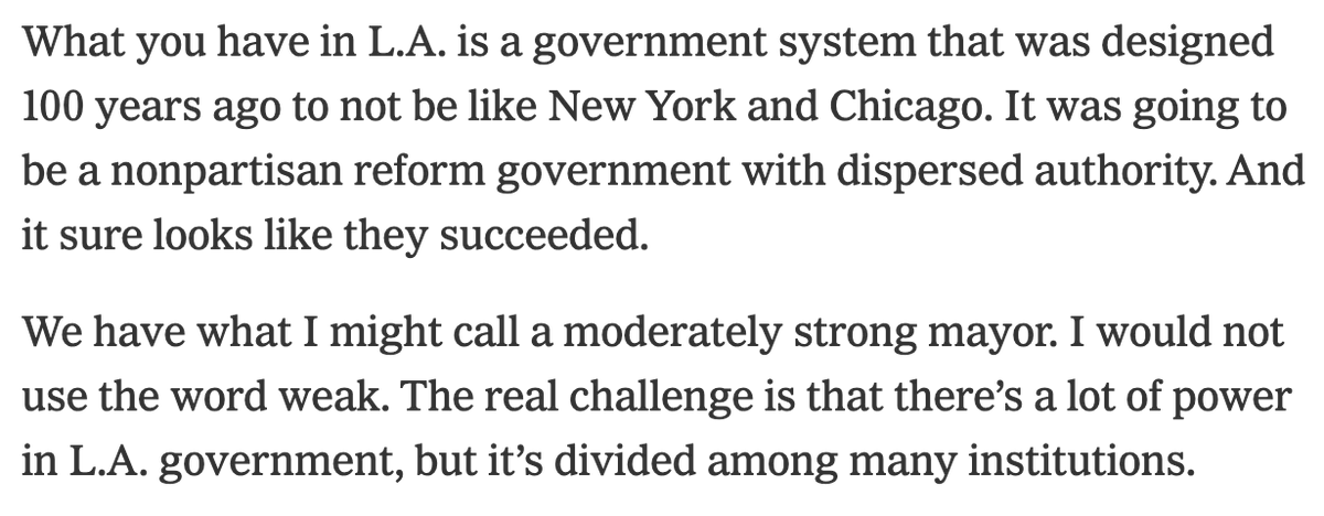 Interesting stuff here about the differences between the mayor's offices of L.A. and New York City: https://t.co/EynWzq15w7 via @JillCowan https://t.co/4fhQfCLrjU