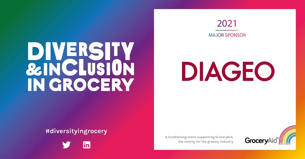 Diageo diversity on grocery