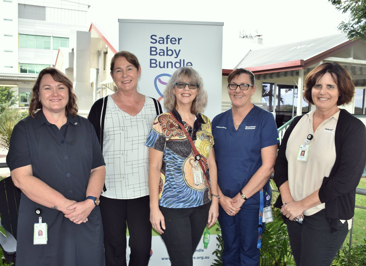 Mackay HHS is implementing a new program designed specifically to reduce rates of late gestation stillbirth across Australia @CREStillbirth https://bit.ly/2U0aMwr