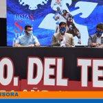 Image for the Tweet beginning: El Alcalde, Emilio Navarro, presenta