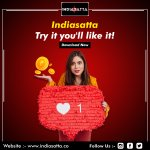 ♥️🎲India satta try it You'll like it♥️🎲♥️👉   ♥️#Indiasatta  is the safest and trusted #SattaMatka Website. ♥️Download Our #PlayMatka App and Register Yourself. ♥️Bet Precisely and Win unlimited real cash.  👉24/7 #likes #like #follow #likeforlikes #love #instagood #instagram