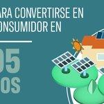 Image for the Tweet beginning: ❓ ¿#Autoconsumo? ¿Solar? ¿Paneles solares?