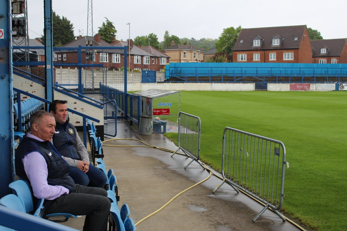 Football in #Gainsborough brings fans in from all over #Lincolnshire and is a massive contributor to the local economy.  The first home fixture is set for 21st July - with fans hopefully set to return to support their local club 👇
