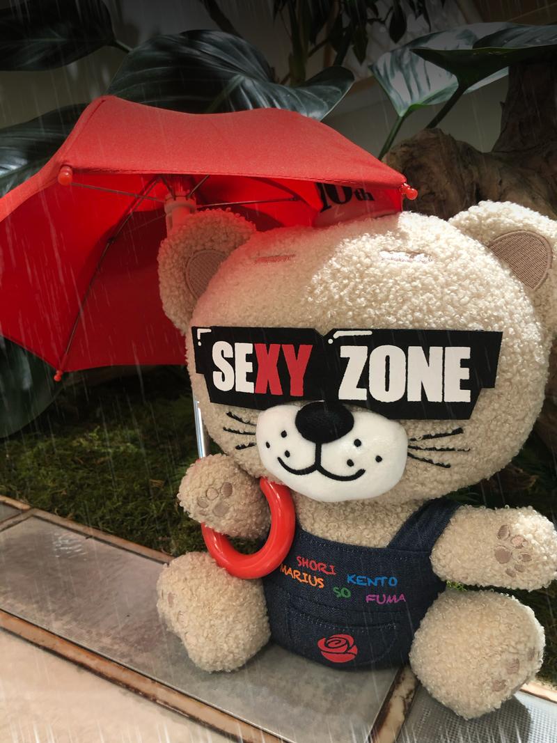 もうすぐ『#VS魂』の時間だね! 今週も勝利くんから目が離せない !!  #佐藤勝利 #SexyZone #セクラバ代表セクベア