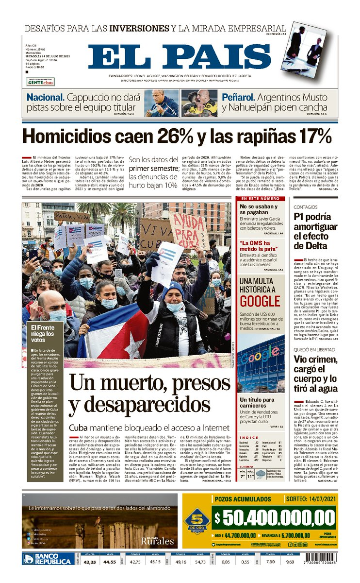 EL PAÍS (@elpaisuy) | Twitter
