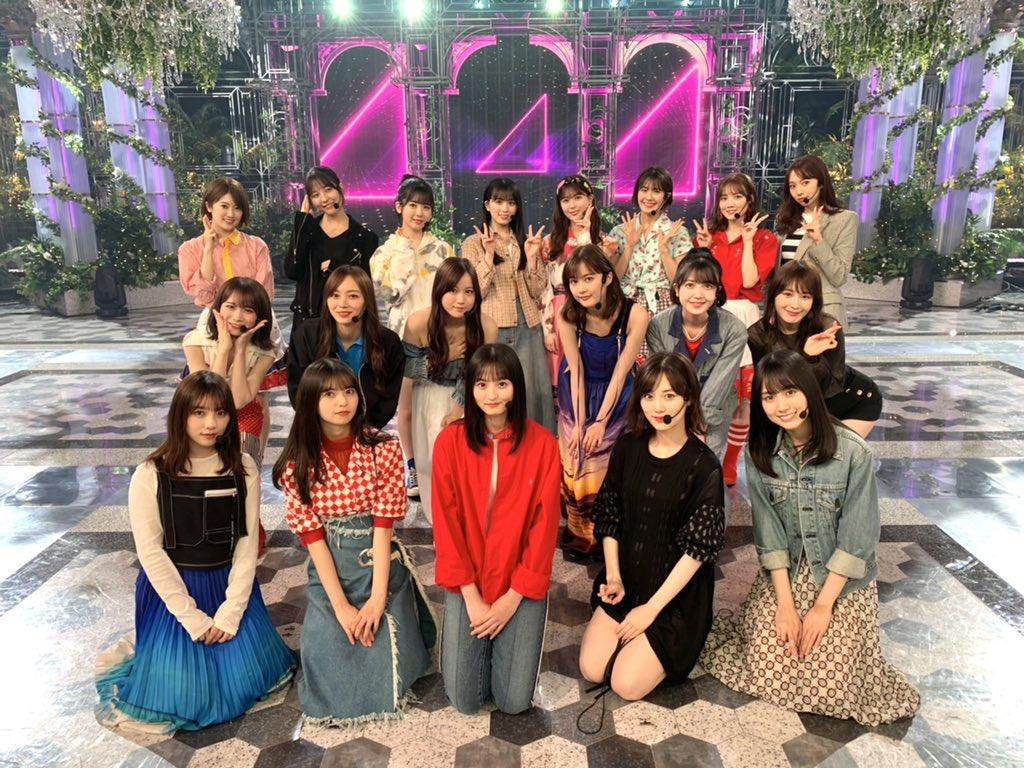 本日、20時台〜フジテレビ系「2021 FNS歌謡祭 夏」に乃木坂46が出演いたします   TV初披露のMV衣装にて「ごめんねFingers crossed」をパフォーマンスさせて頂きます ✨  皆様ぜひ、ご覧下さい!  fujitv.co.jp/FNS/s/  #FNS歌謡祭 #乃木坂46