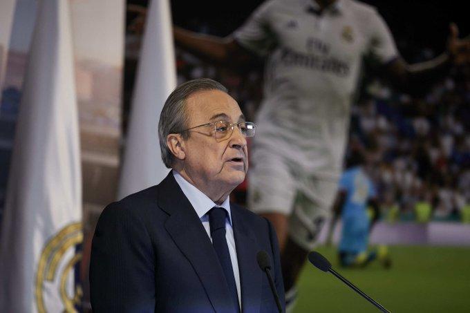 """Chủ tịch Real Madrid gọi Cristiano Ronaldo là """"kẻ ngu ngốc"""""""