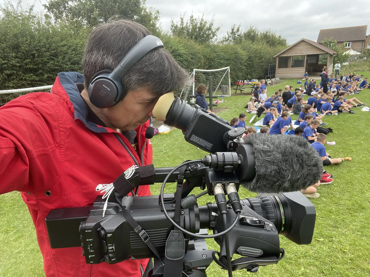 test Twitter Media - Out cameras have helped keep #SibseyFreePrimary School's sports day #COVID safe by filming all the action for parents to watch online tomorrow https://t.co/u9By1EyQBi