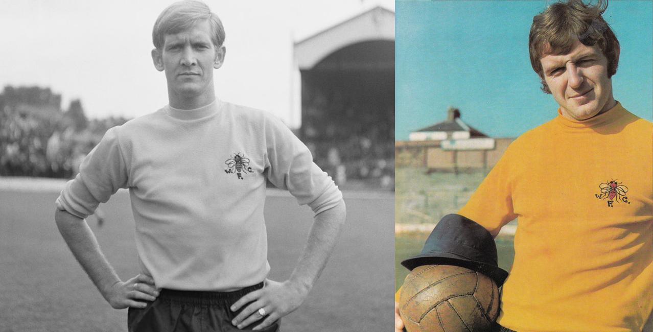 Watford 1968-71 home kit